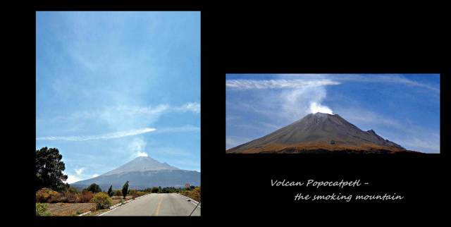 26 - Volcan Popocatepelt (Large)