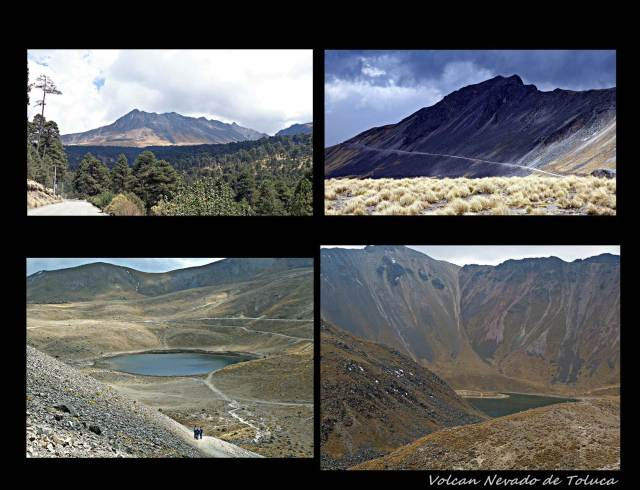 3 - Volcan Nevado de Toluca (Large)
