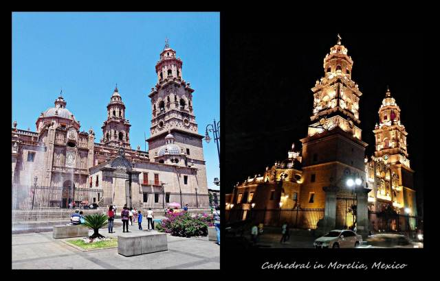51 - Cathedral of Morelia (Large)