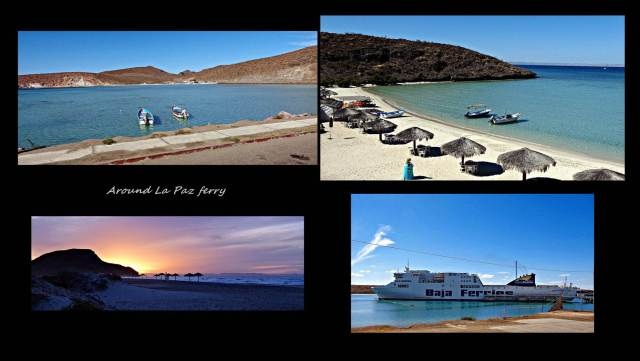 5a - Around La Paz and ferry (Large)