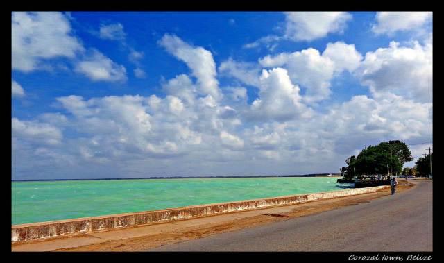 1 - Corozal town (Large)