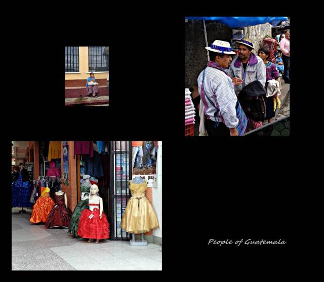21 - Guatemalan highlands people (Large)