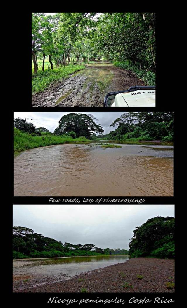 3 - Roads in Costa Rica (Large)