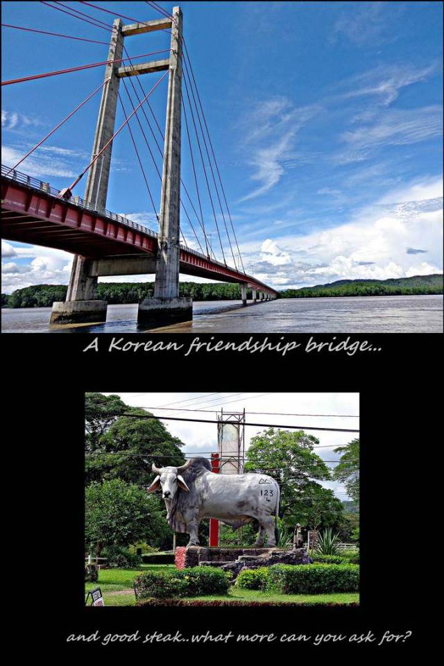 7 - Korean friendship bridge and best steakhouse (Large)