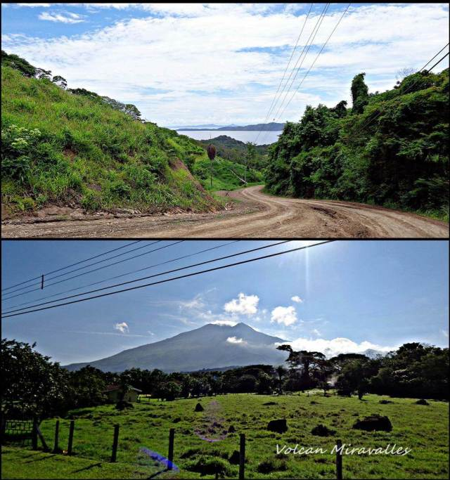 8 - Costa Rica scenery - Volcan Miravalles (Large)