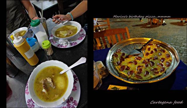 13 - Foods of Cartagena (Large)