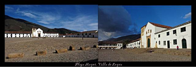 20 - Plaza Mayor of Villa de Leyva (Large)
