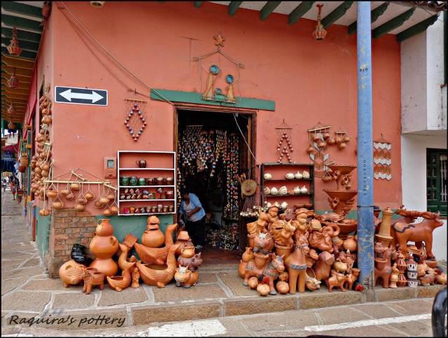 29 - Raquira's pottery (Large)