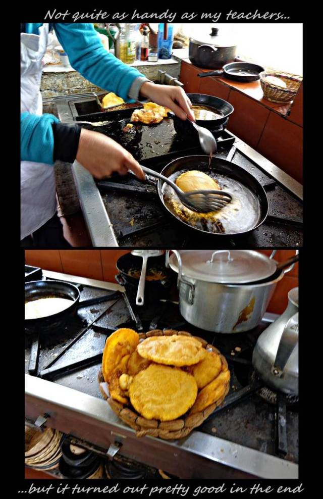 33 - Lessons in making arepas (Large)