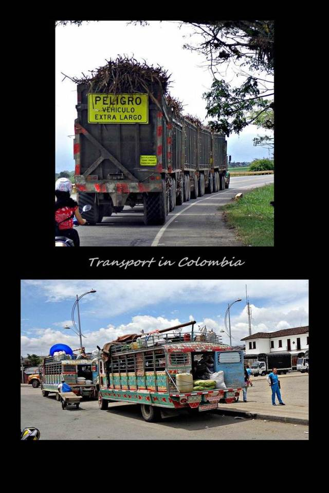 44 - Transport of Colombia (Large)