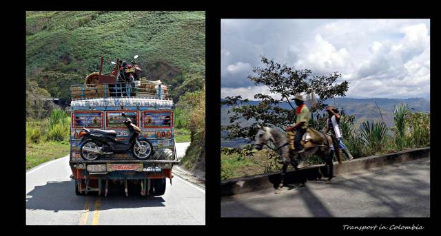 45 - Transport in Colombia (Large)