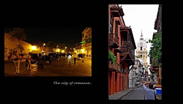 5 - Romantic city (Large)