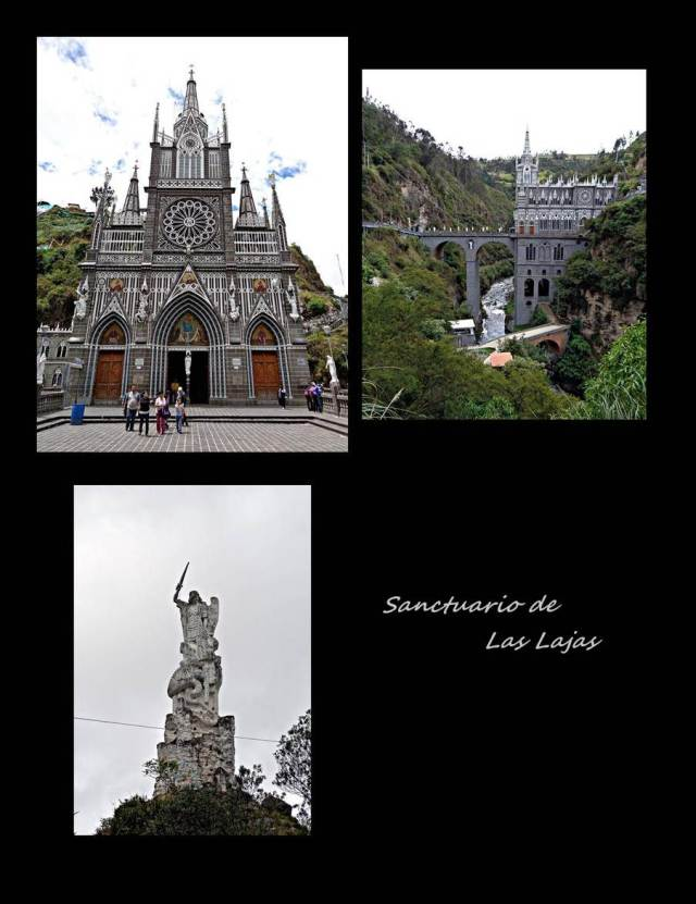 50 -  Sanctuario de las Lajas (Large)