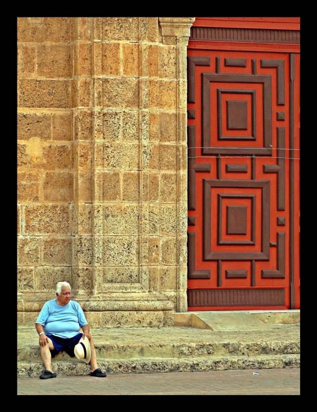 8 - People of Cartagena (Large)