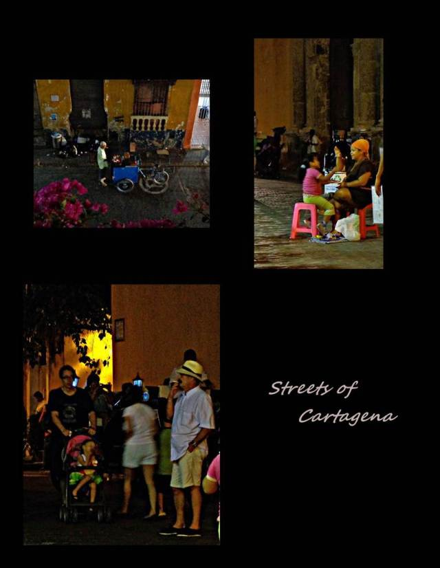 9 - Streets of Cartagena (Large)