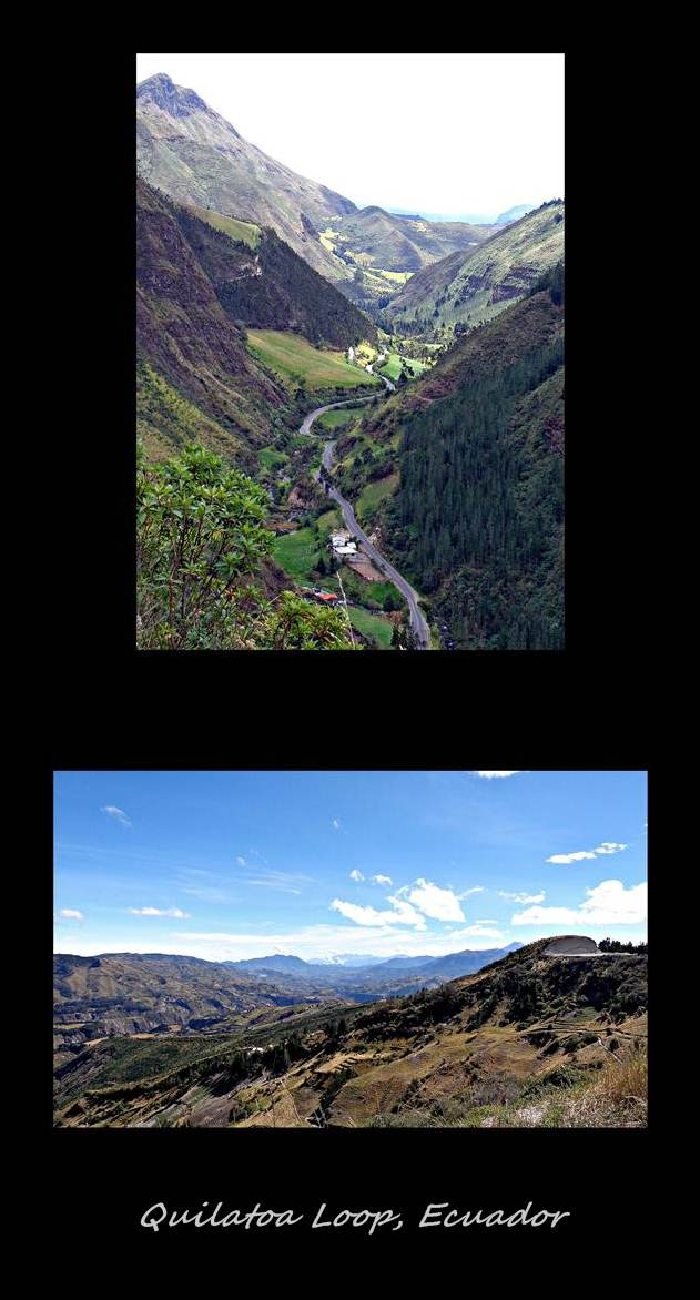12 - Quilotoa loop (Large)