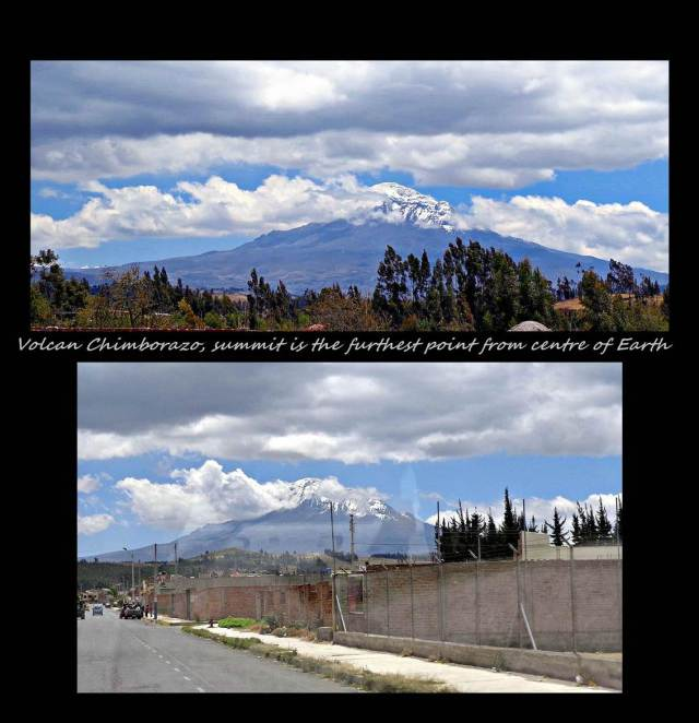 15 - Volcan Chimborazo (Large)