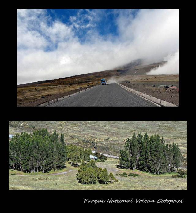 9 -Volcan Cotopaxi (Large)