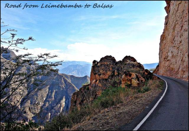 12 - Road between Leimebamba and Balsas (Large)