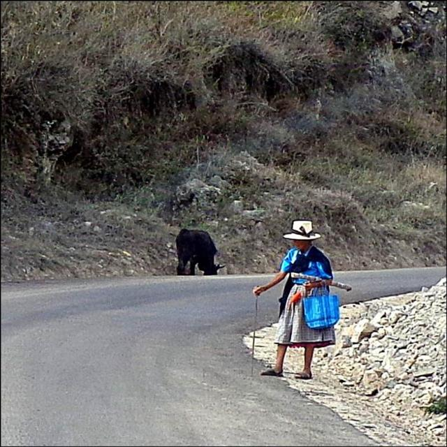 13 - People of Peru (Large)