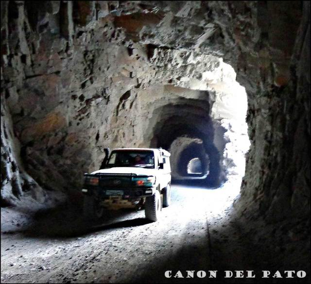 21 - Canon del Pato tunnel 1 (Large)