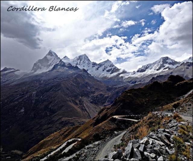 25 - Cordillera Blanco (Large)