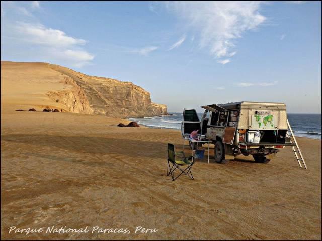 44 - Paracas NP (Large)