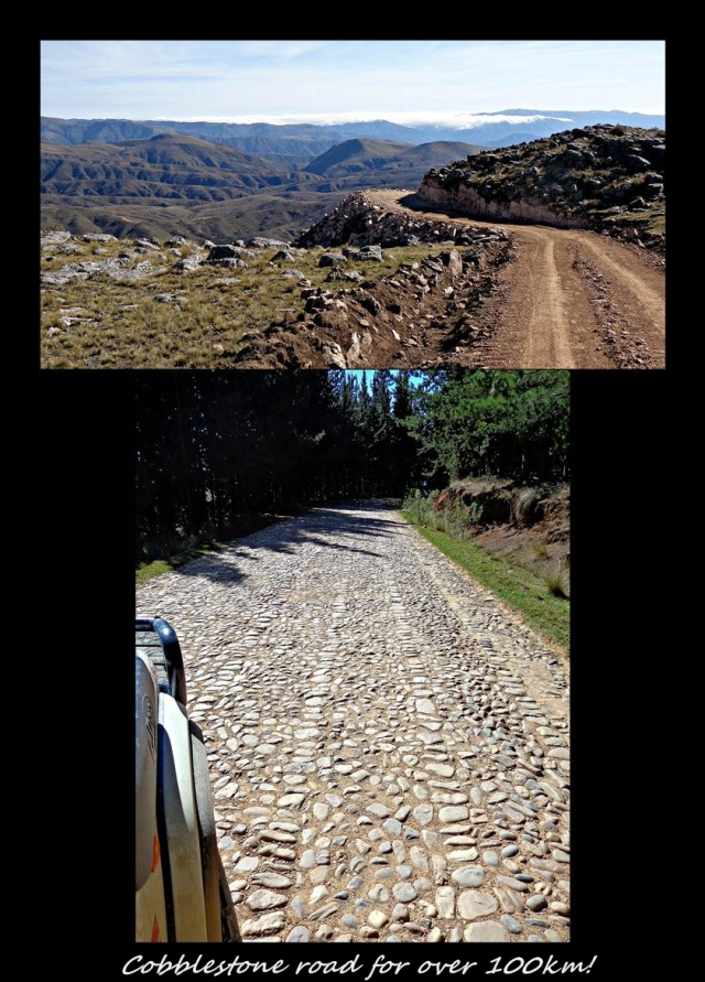 64 - Cobblestone for over 100km! (Large)