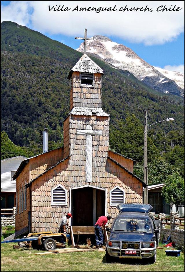 110 - Villa Amengual church (Large)