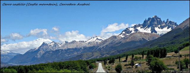 115 - Cerro castillo,Carratera Austral (Large)