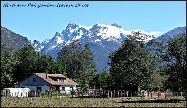 126 - Northern Patagonian Icecap (Large)