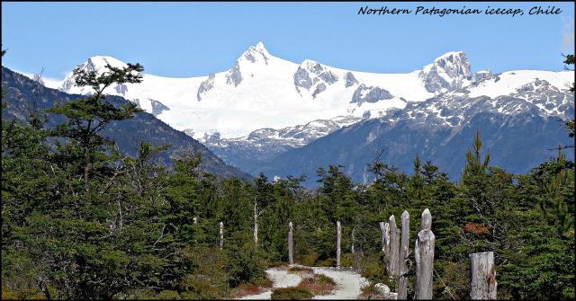 127 - Northern Patagonian icecap (Large)
