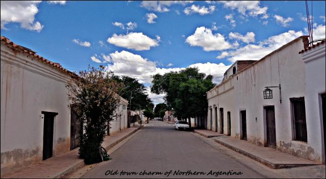 15 - Small town charm in the Northwest Argentina (Large)