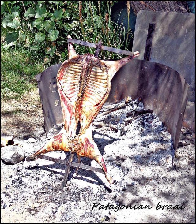 153 - Patagonian asado (Large)