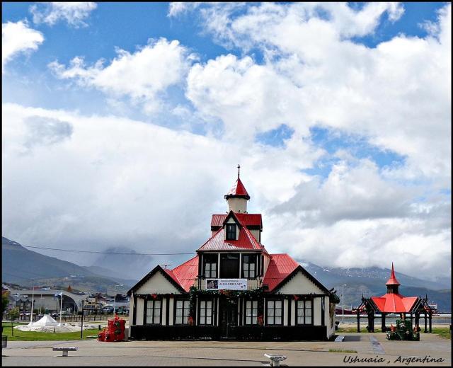 172 - Ushuaia (Large)