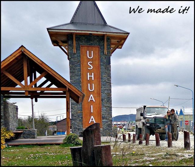180 - Ushuaia (Large)