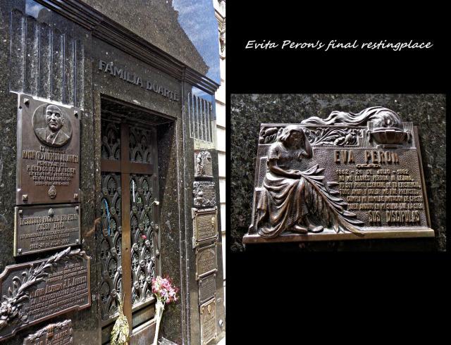 220 - Evita tomb (Large)