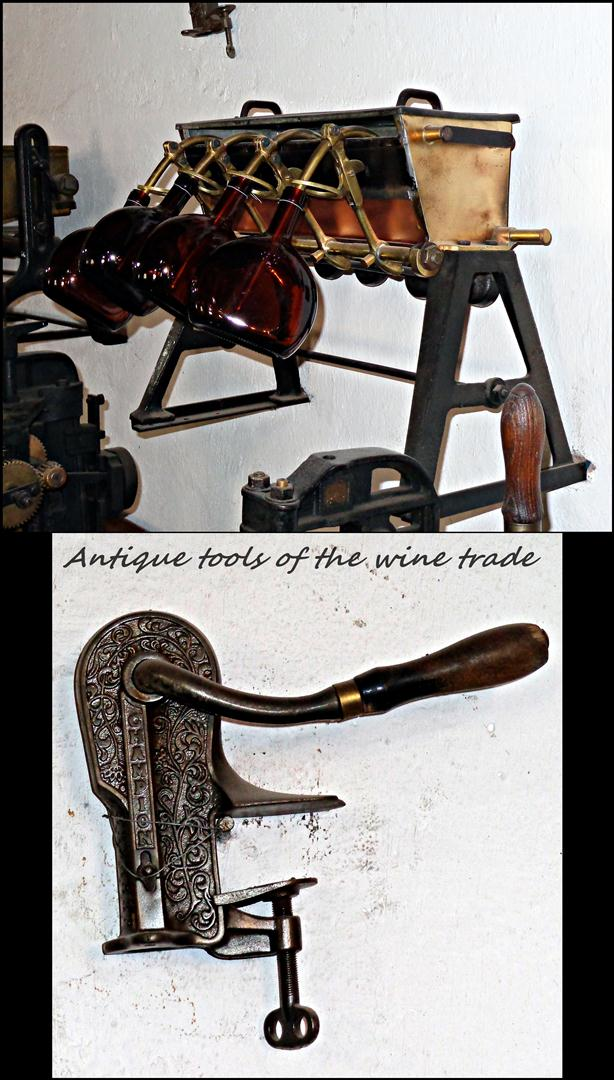 46 - Tools of the trade back in the day (Large)