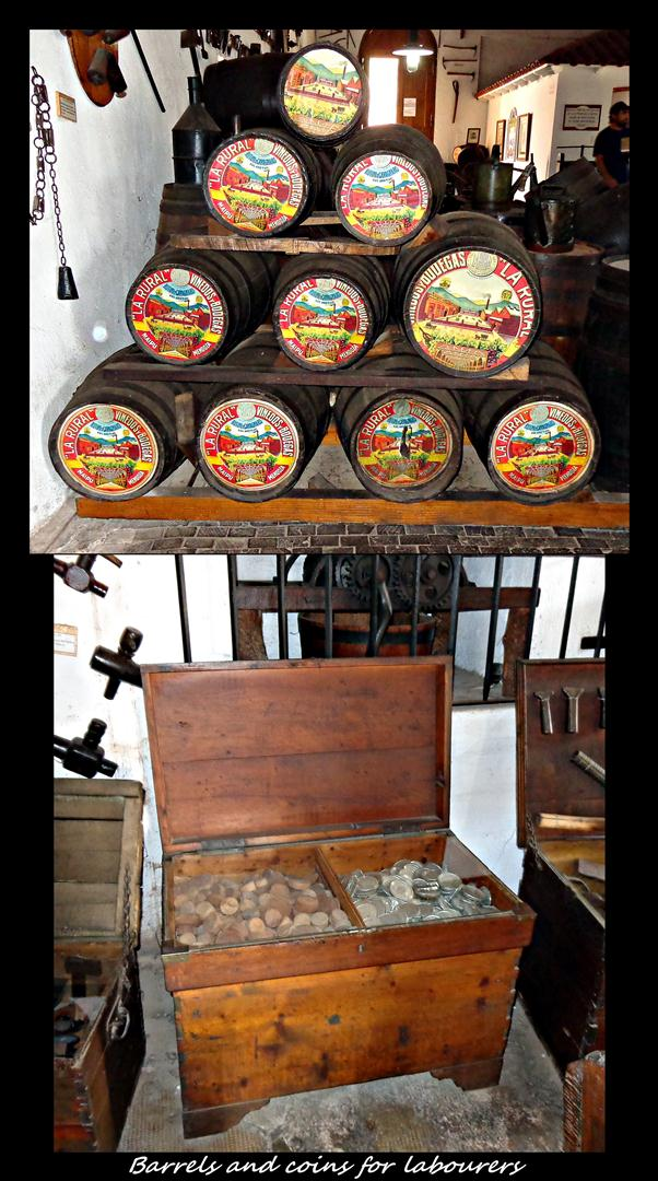 50 - Barrels and coins (Large)