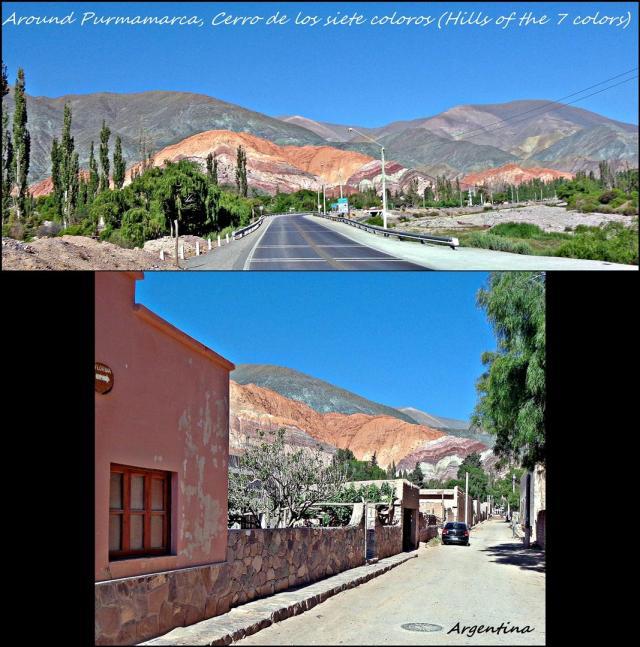7 - Purmamarca, Cerro de los siete colores (Large)