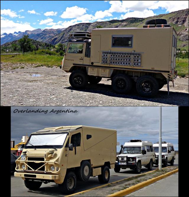 71 b - Overland vehicles (Large)