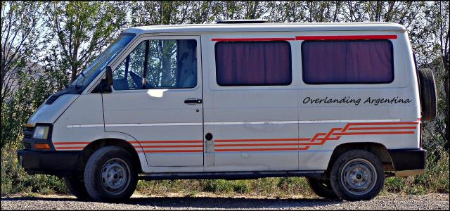 71e - Overland vehicles (Large)