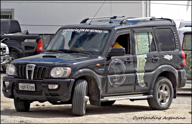 71f - Overland vehicles (Large)