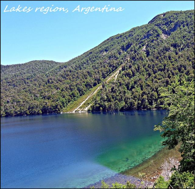 75 - Lake region Argentina (Large)